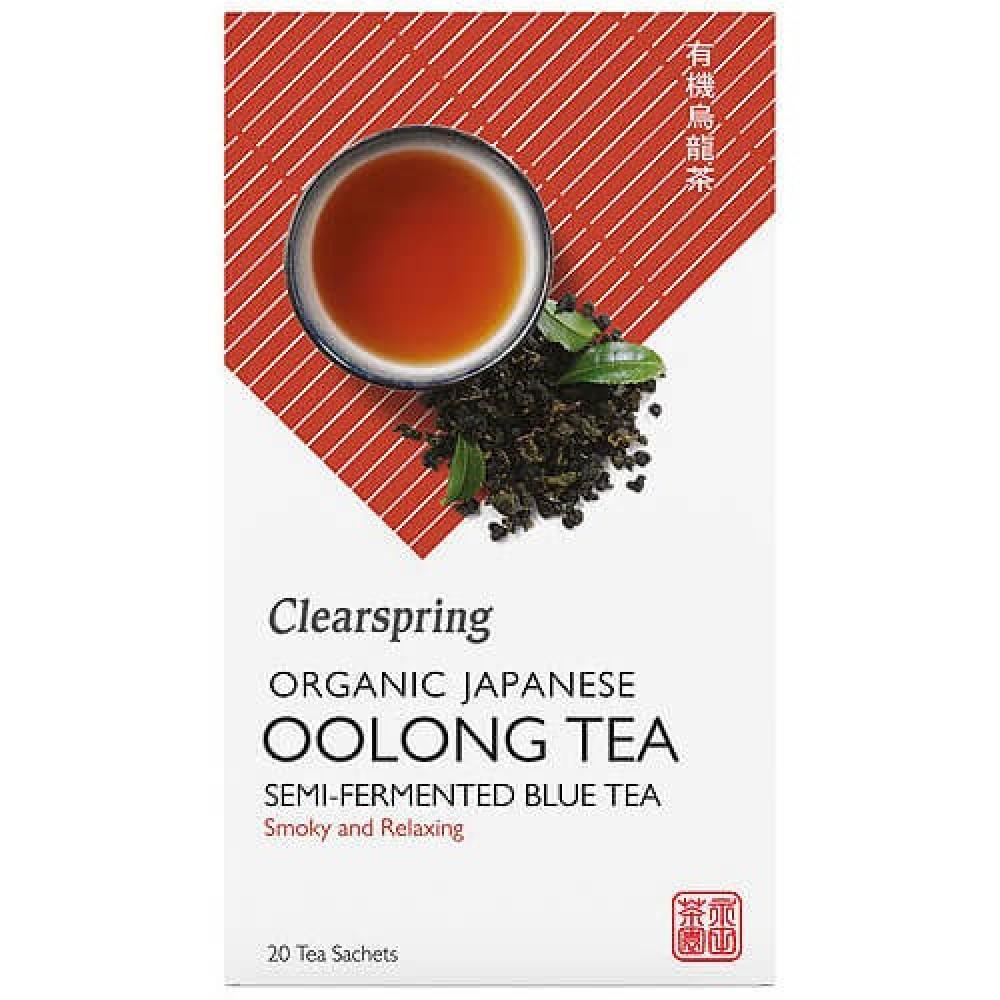 شاي صيني أسود عضوي 20 كيس