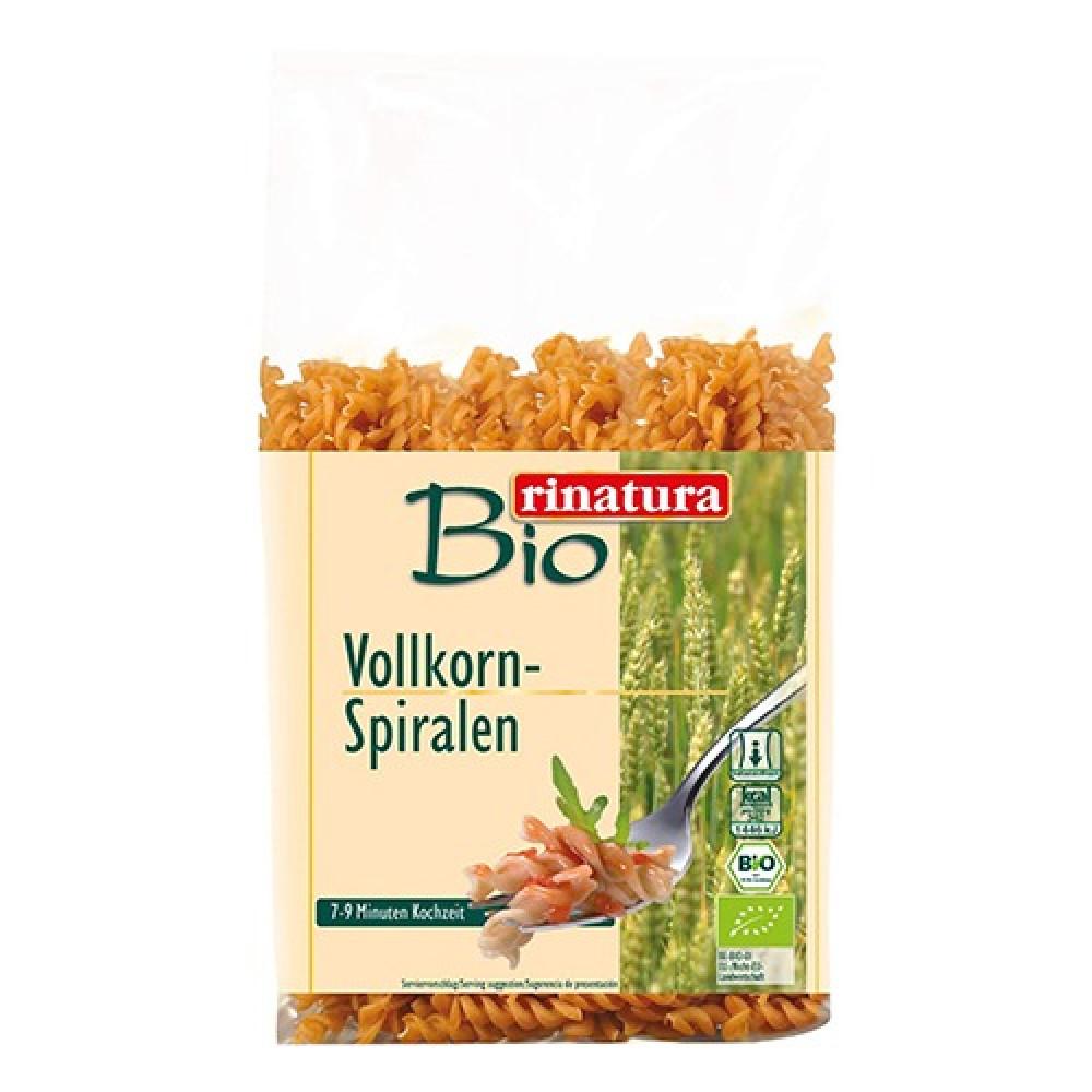 مكرونة القمح الكامل لولبية عضوية 500 جرام