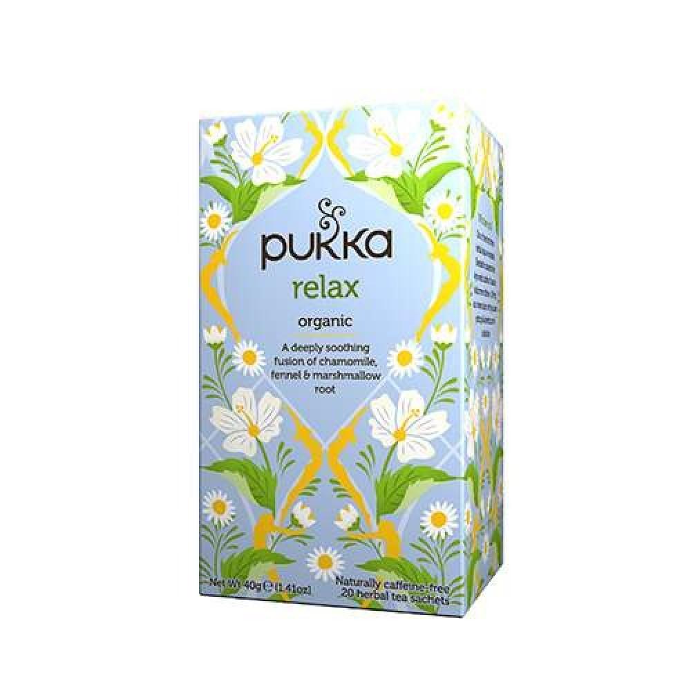 شاي ريلاكس عضوي 40 جرام