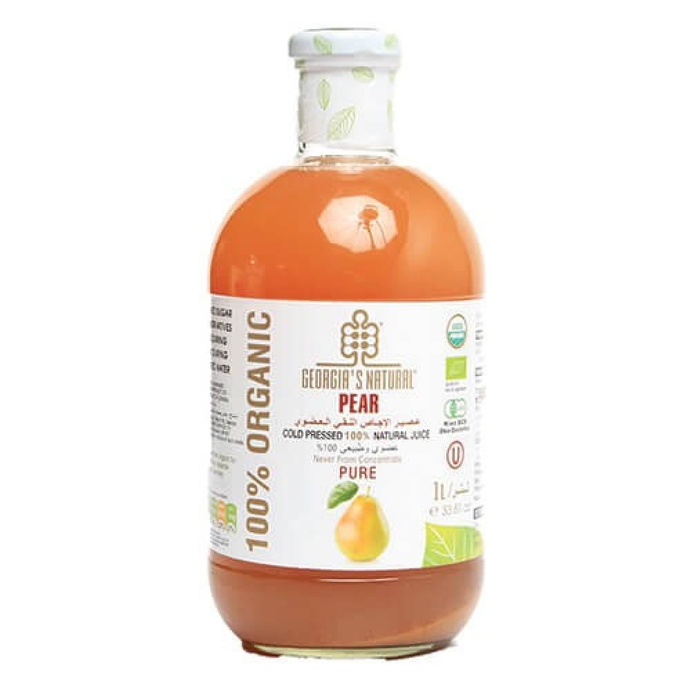 عصير الأجاص العضوي النقي 1 لتر