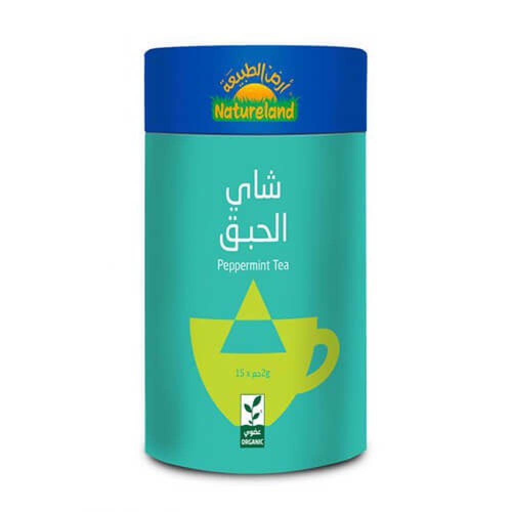 شاي الحبـق عضوي 30 جرام