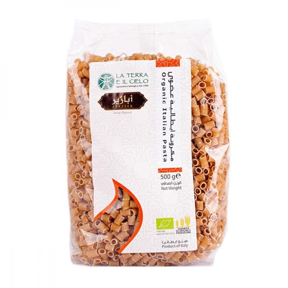 مكرونة القمح الكامل الايطالية توبيتي عضوي 500 جرام