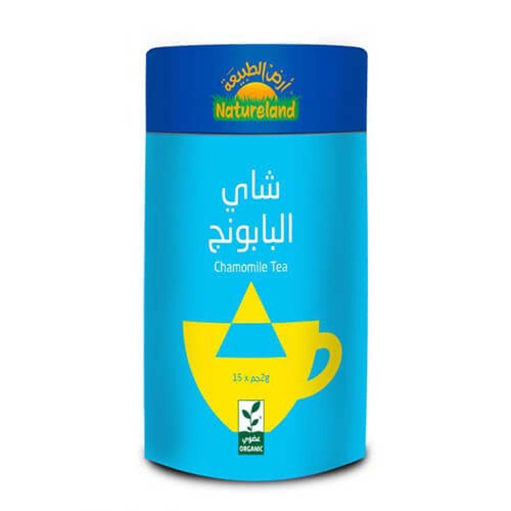 شاي البابونج عضوي  30 جرام