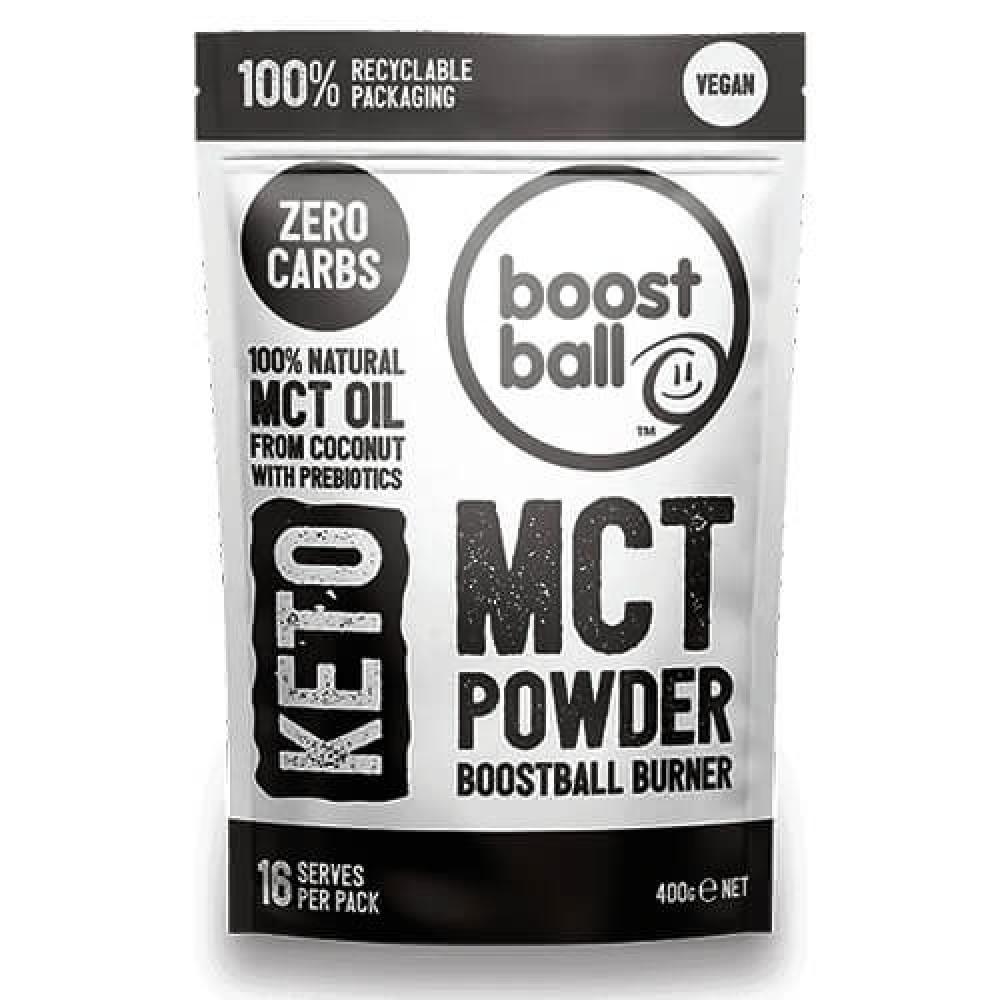 بودرة MCT الدهون الثلاثية متوسطة السلسلة 400 جرام