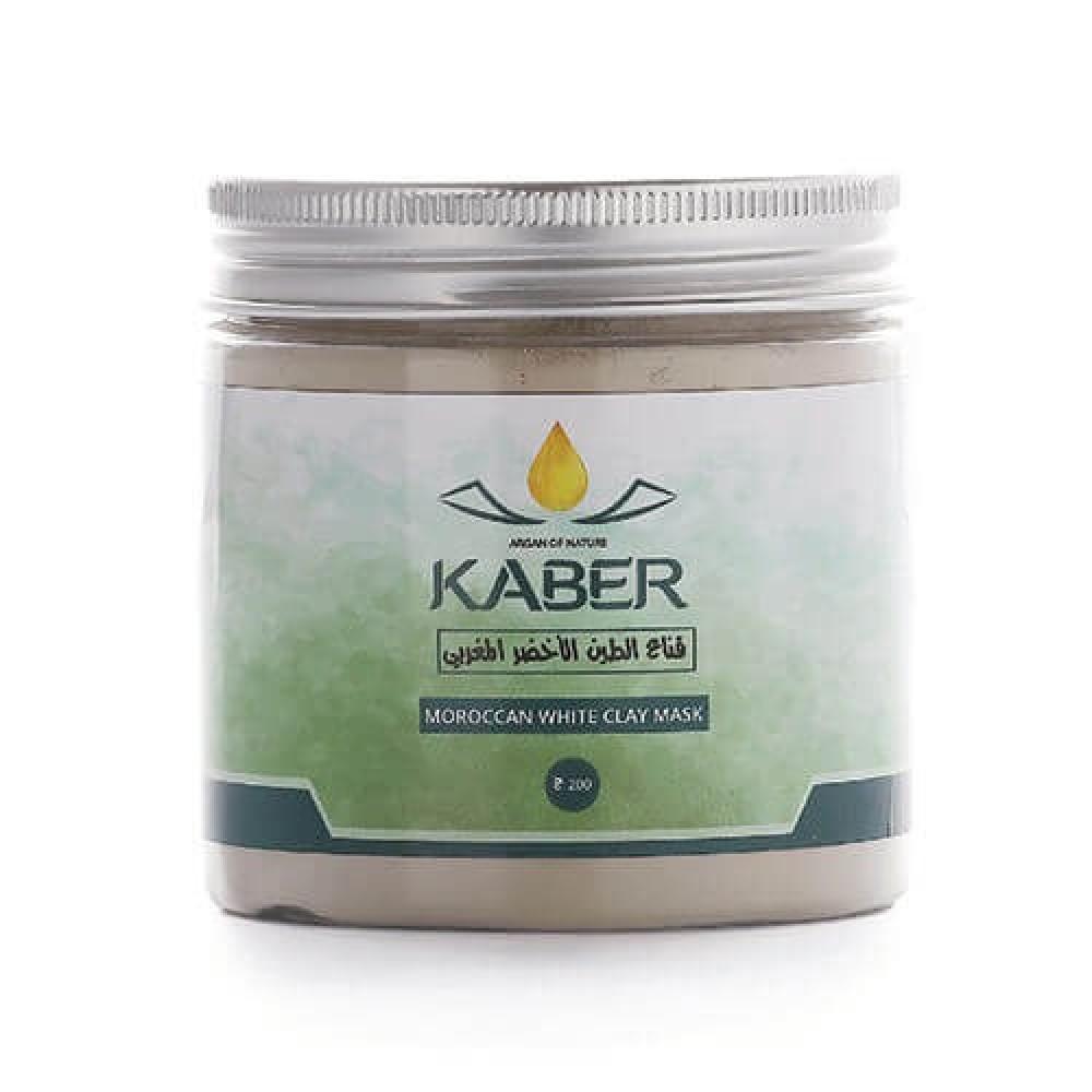 قناع الطين الأخضر المغربي 200 جرام