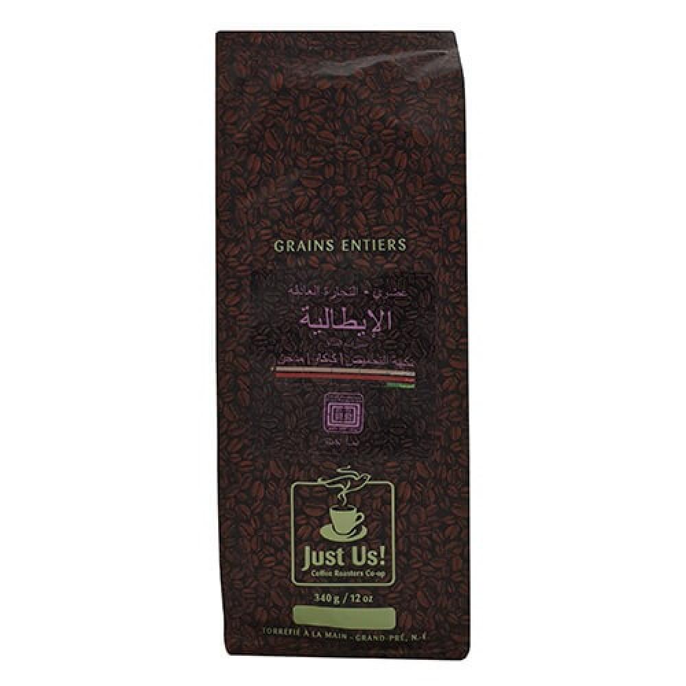 قهوة ايطالية عضوي 340 جرام