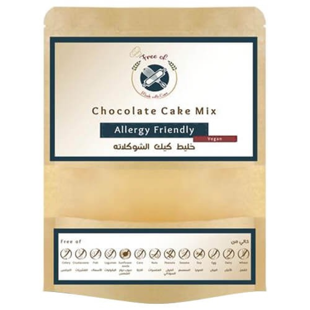 خليط كيك الشوكولاتة 478 جرام