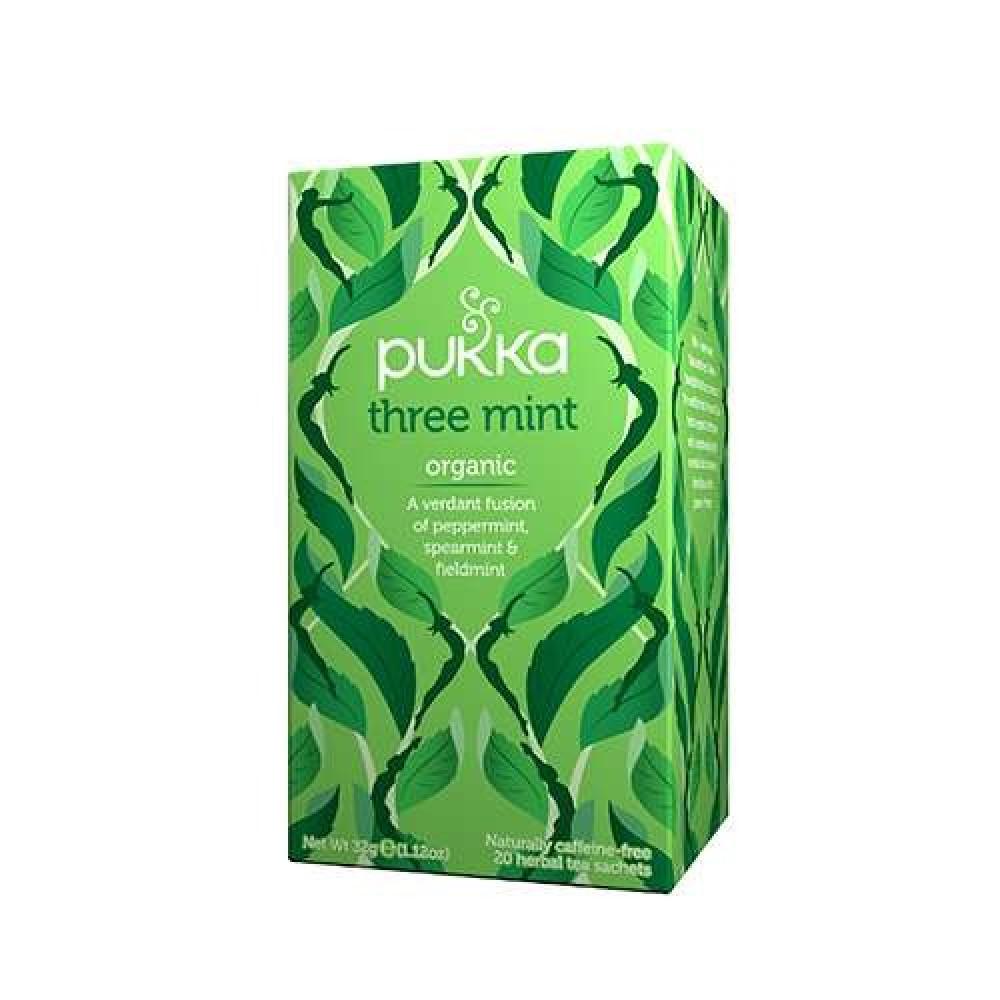 شاي النعناع عضوي 32 جرام