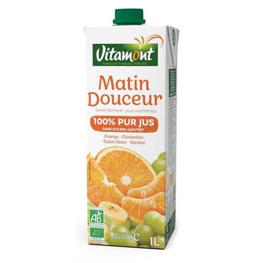 عصير الفاكهة سويت مورنينق عضوي 1 لتر