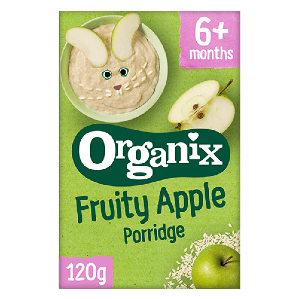 عصيدة التفاح العضوية 120 جرام