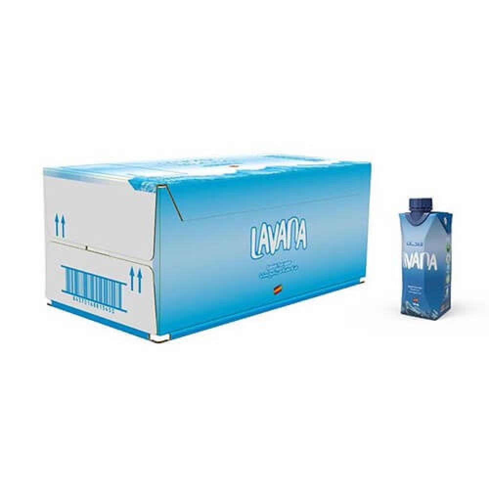 مياه ينابيع  نقية من لافانا 24 كرتون 330 مل