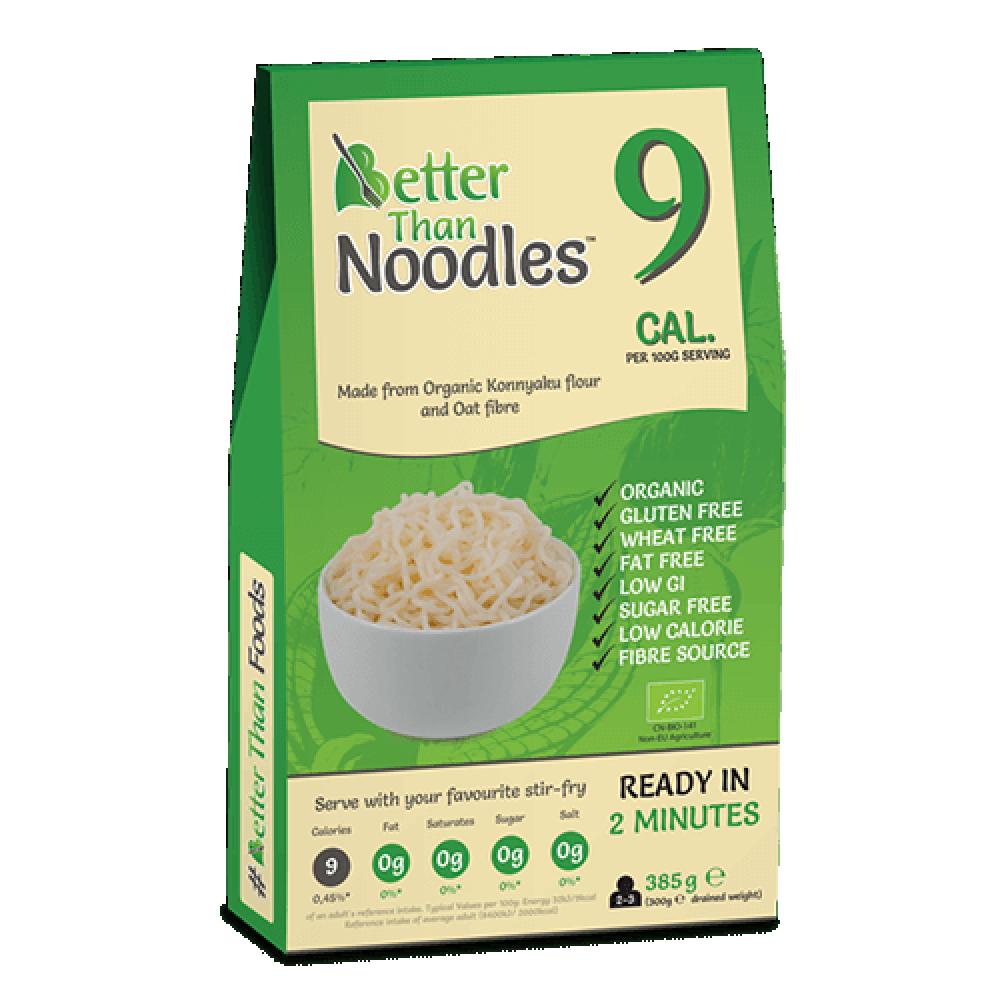 نوديلز عضوي 385 جرام