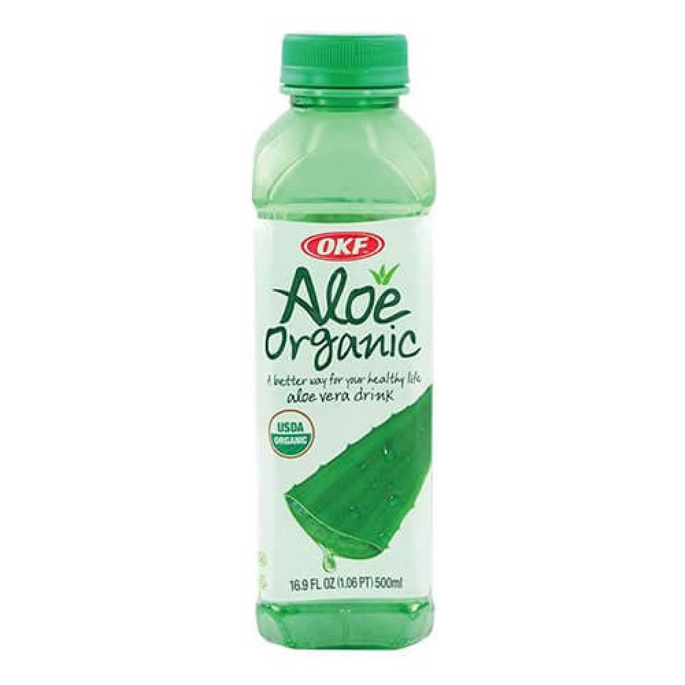 عصير صبار عضوي 500 مل