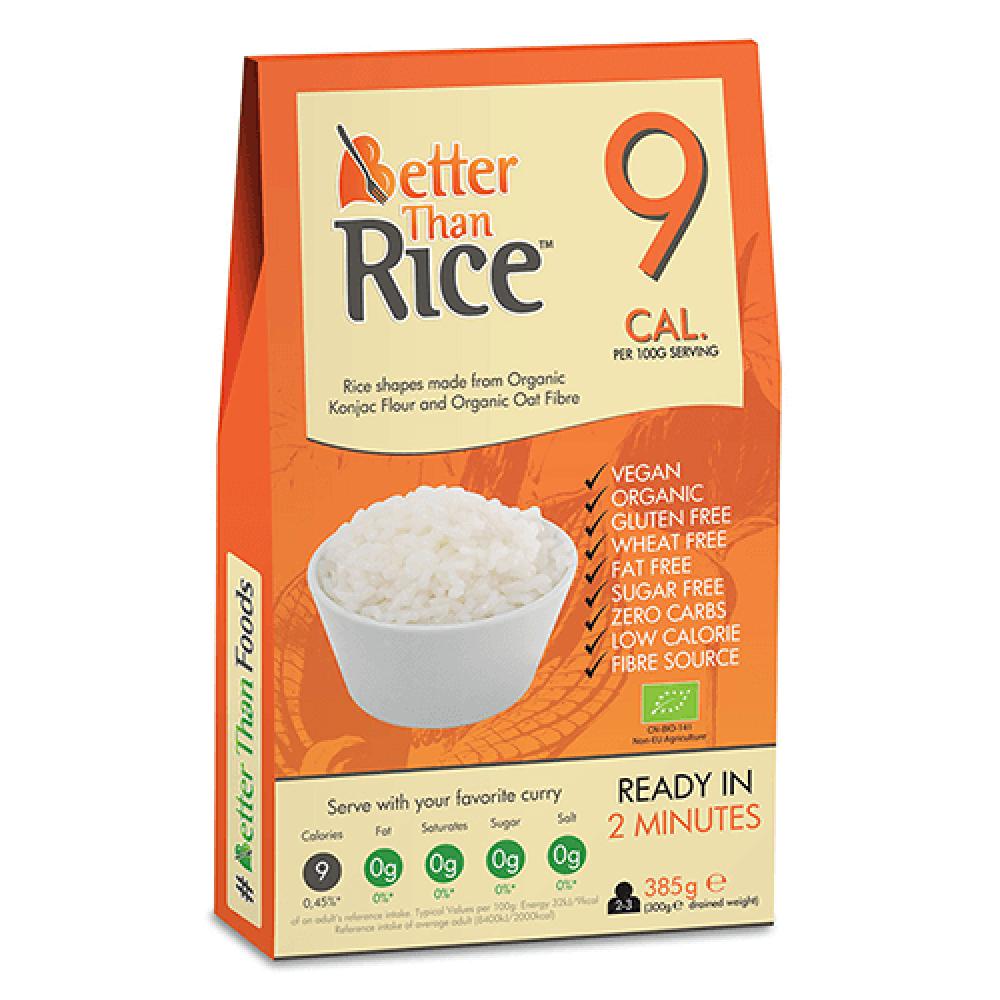 أرز كيتو عضوي 385 جرام