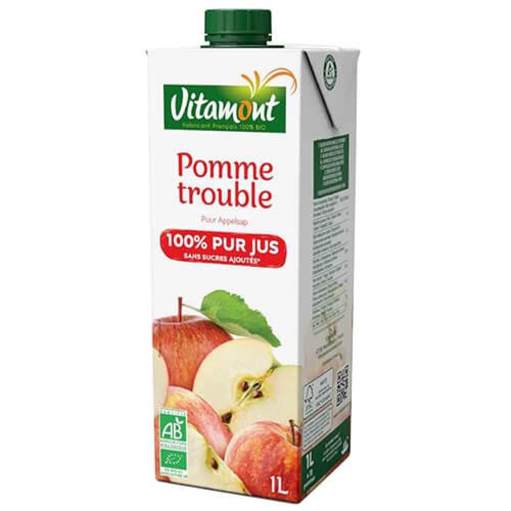 عصير تقاح عضوي 1 لتر