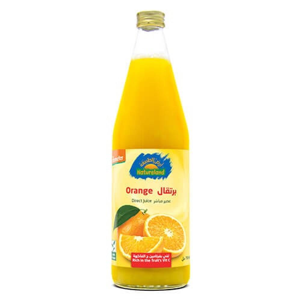 عصير البرتقال عضوي 750 ملل
