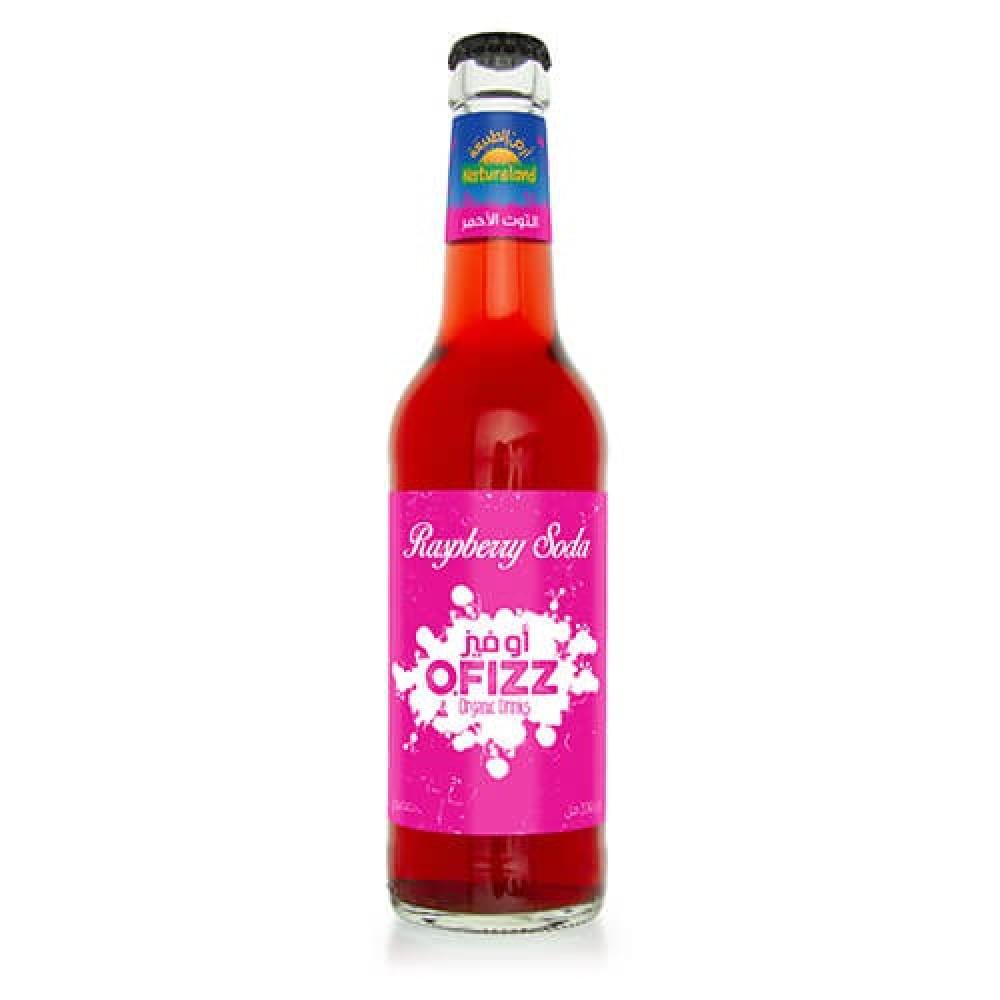 شراب التوت الأحمر عضوي 330 مل