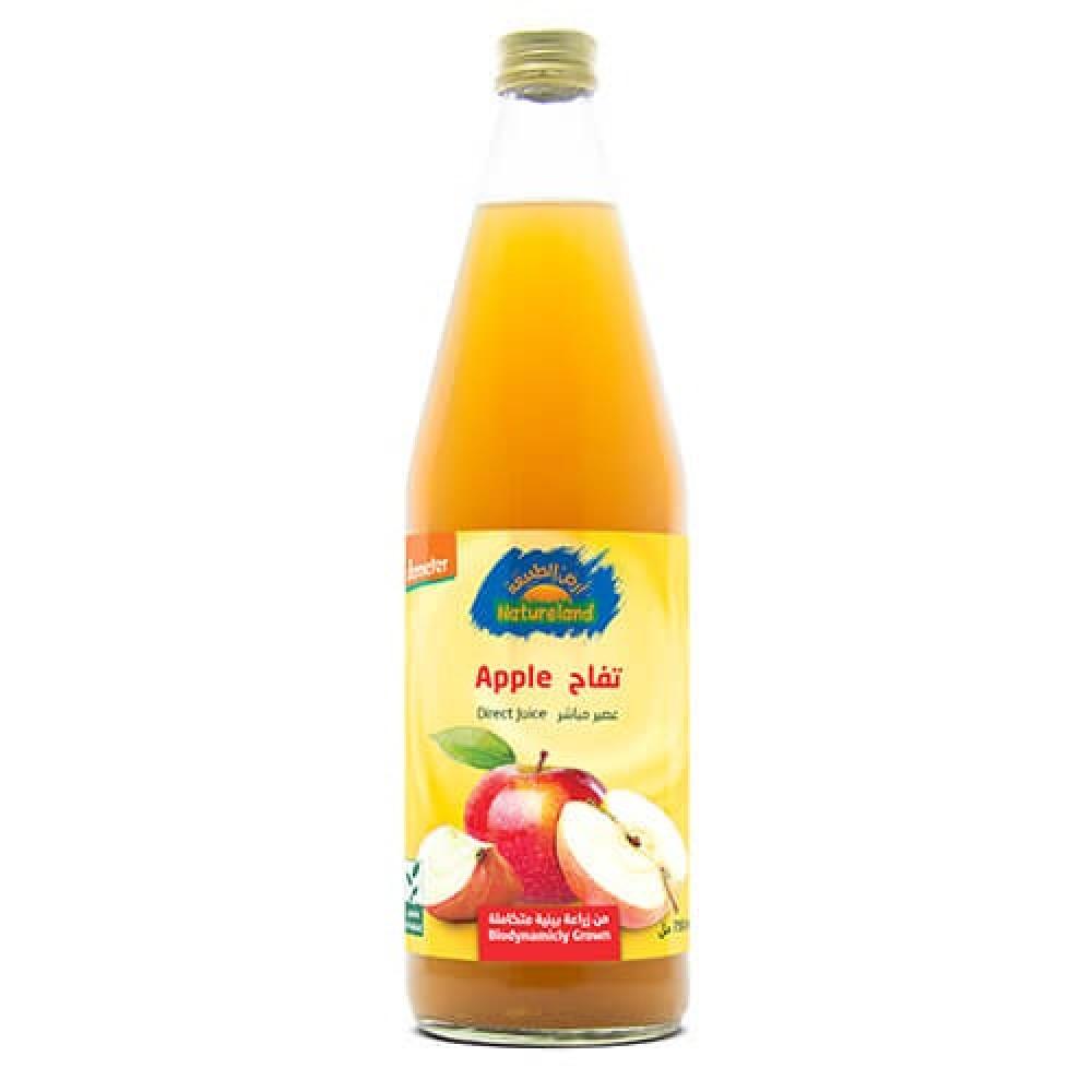 عصير التفاح عضوي 750 ملل