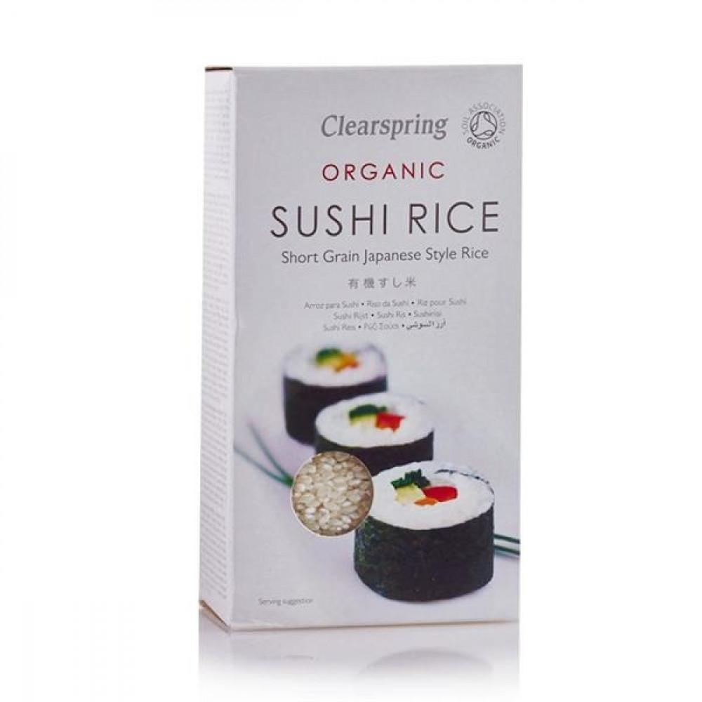 أرز سوشي عضوي 500 جرام