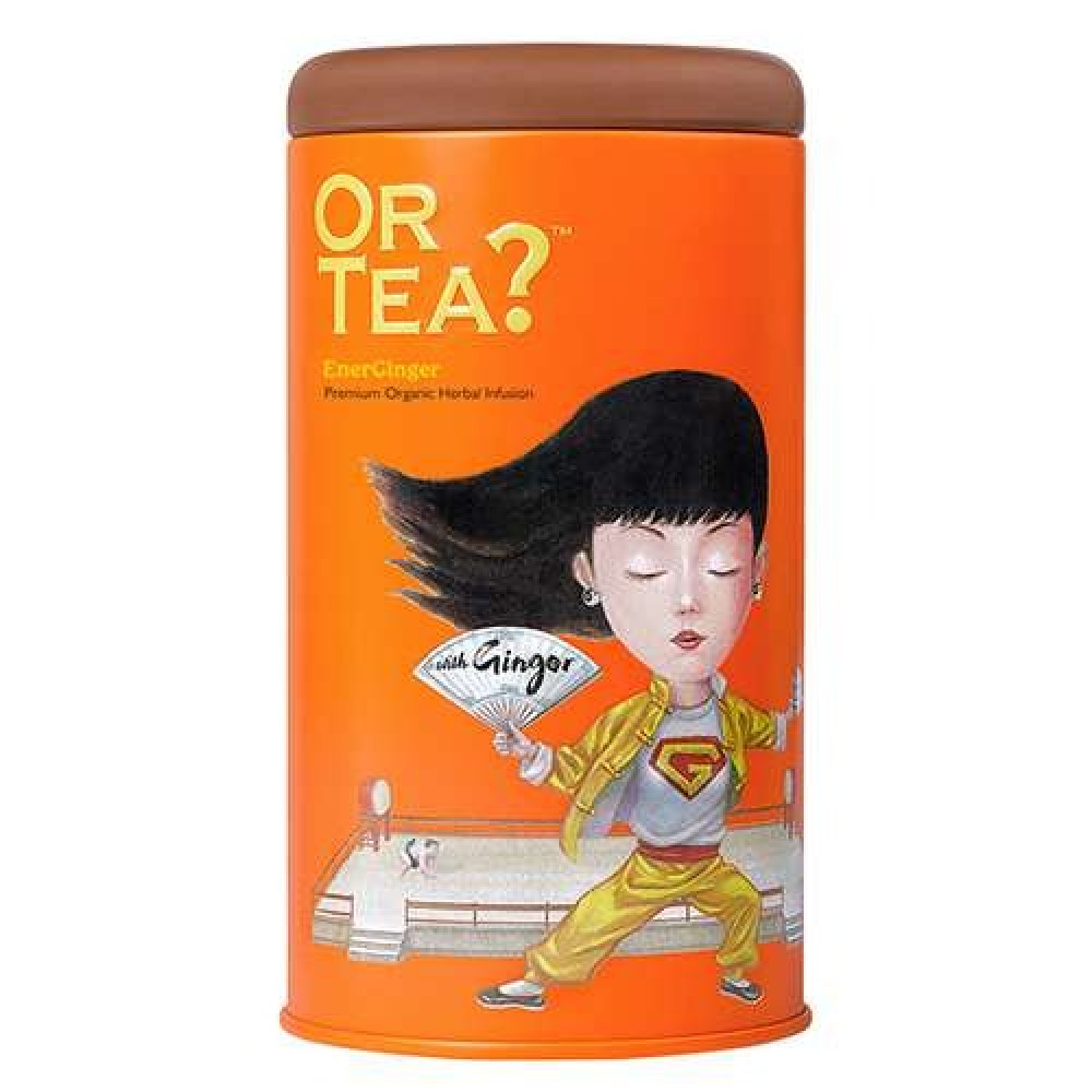 شاي الطاقة زنجبيل بالأعشاب 75 جرام