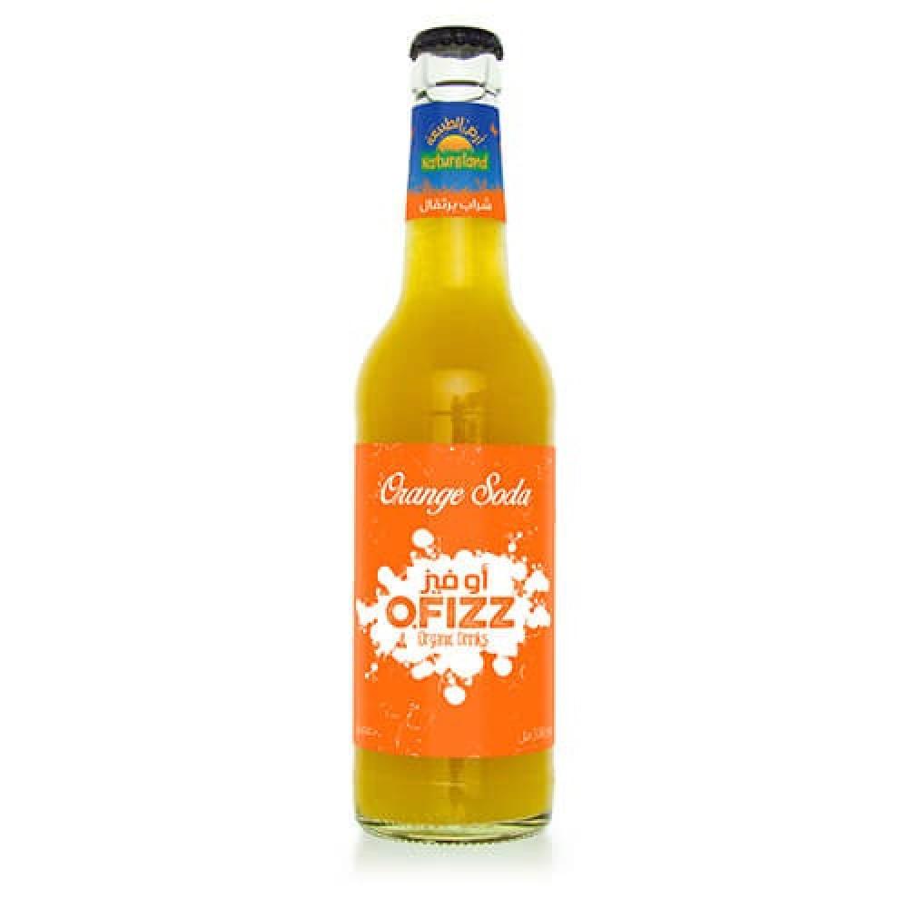شراب برتقال عضوي 330 مل