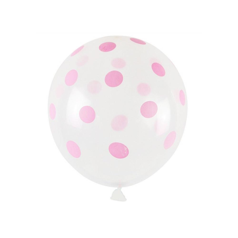 بالون بالونات حفلات ديكور ثيم حفلة مواليد طريقة تزيين الحفلة وردي متجر