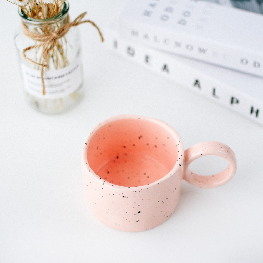 متجر أكواب جميلة كوب قهوة سيراميك لاتيه فلات وايت كورتادو متجر هدايا