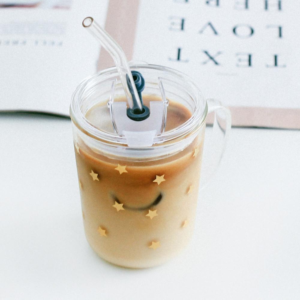 كأس قهوة زجاجي طريقة إعداد قهوة باردة أدوات القهوة المختصة متجر أكواب