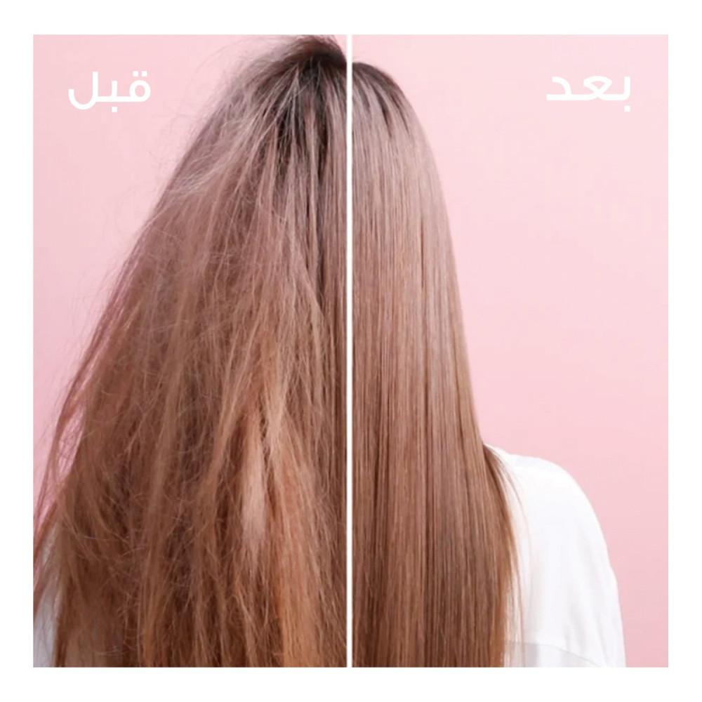 أفضل ماسك للشعر الخشن يعالج تقصف الشعر يعمل على ترطيب الشعر الجاف متجر