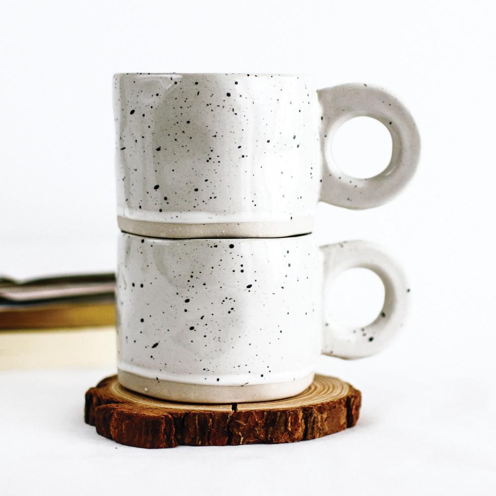 أكواب قهوة مختصة لاتيه فلات وايت كورتادو أدوات القهوة المختصة كوب