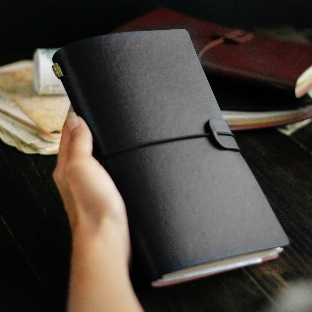 جندة دفتر جلد دفاتر مدرسية دفاتر الملاحظات كراسة كشكول دفتر كبير متجر