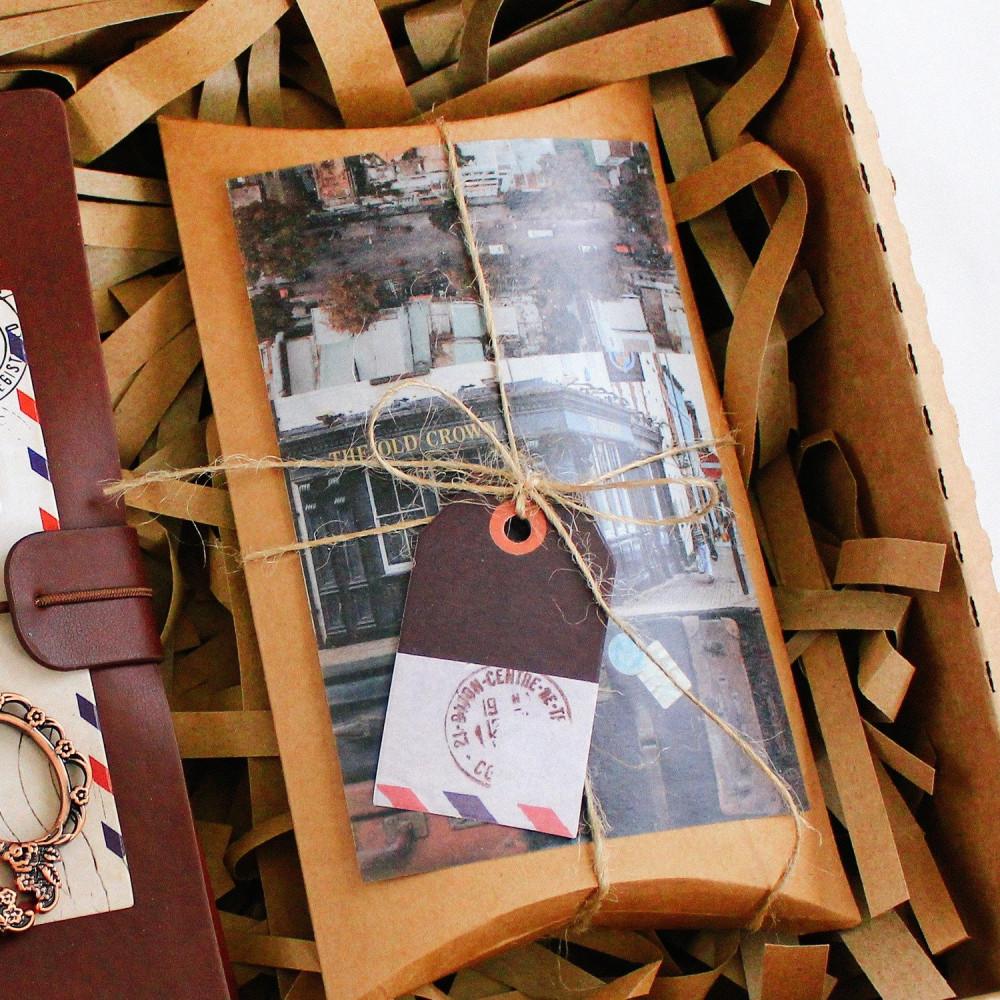 هدية ستيكرات فنتج كاميرا لندن أدوات الكولاج طريقة تصميم الكولاج متجر