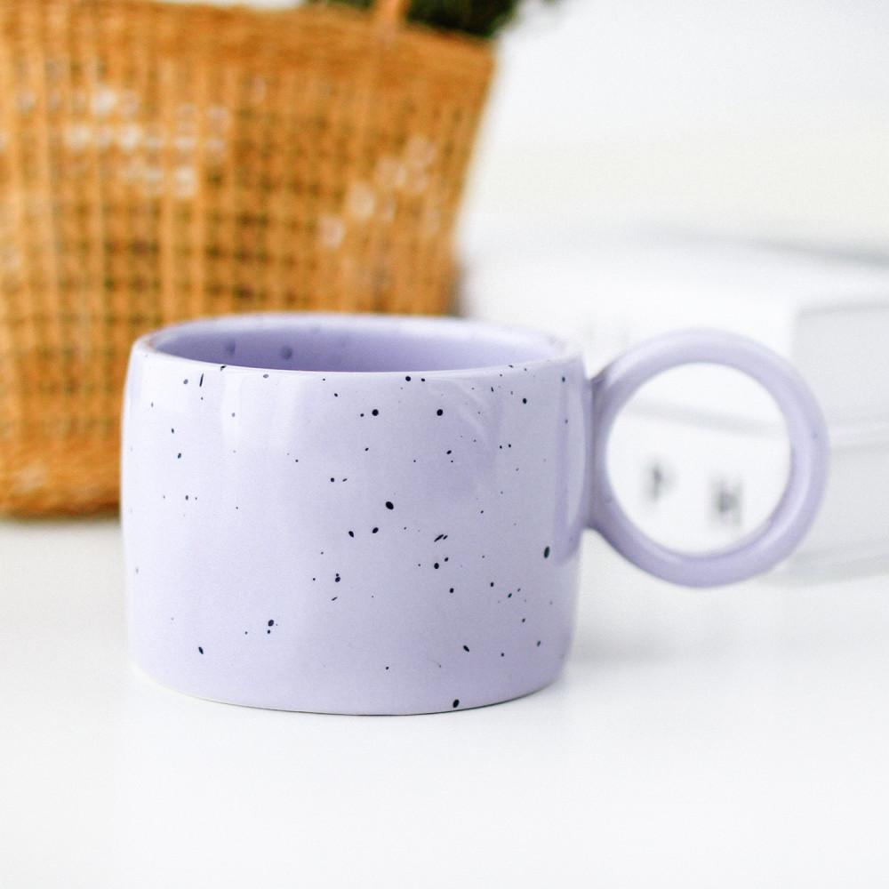 كوب سيراميك تصميم مميز أكواب قهوة مختصة لاتيه فلات وايت كابتشينو متجر