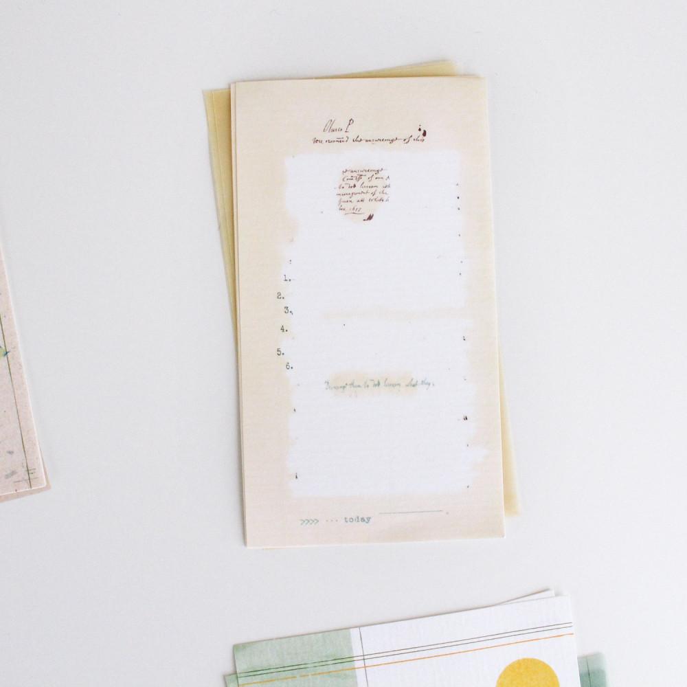 ستيكرات أوراق خريف ستيكر لابتوب تصميم كولاج ملف ورق ملاحظات متجر