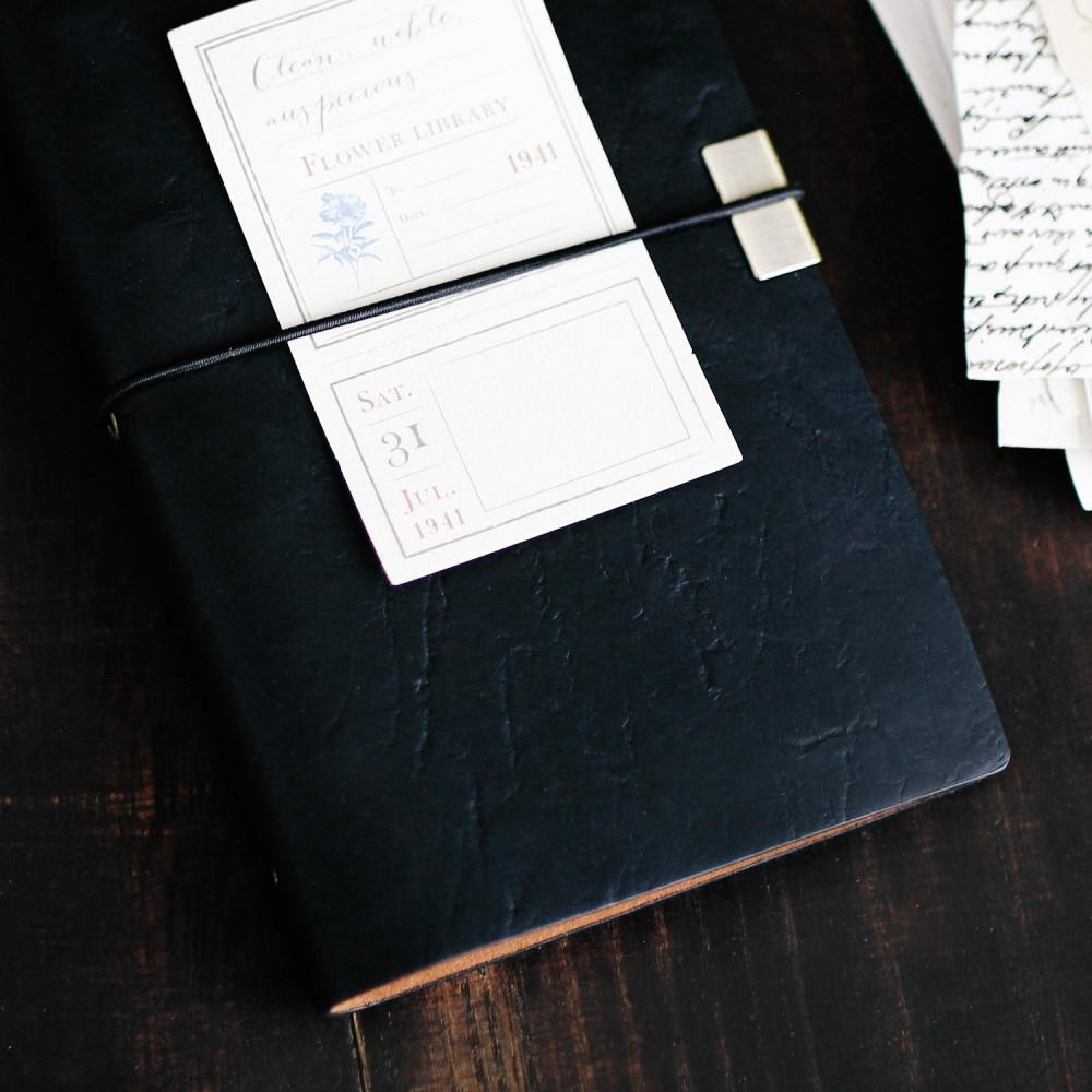 دفتر جلد لون أسود هدية فاخرة رجالية مواقع شراء هدايا وظيفة محل متجر