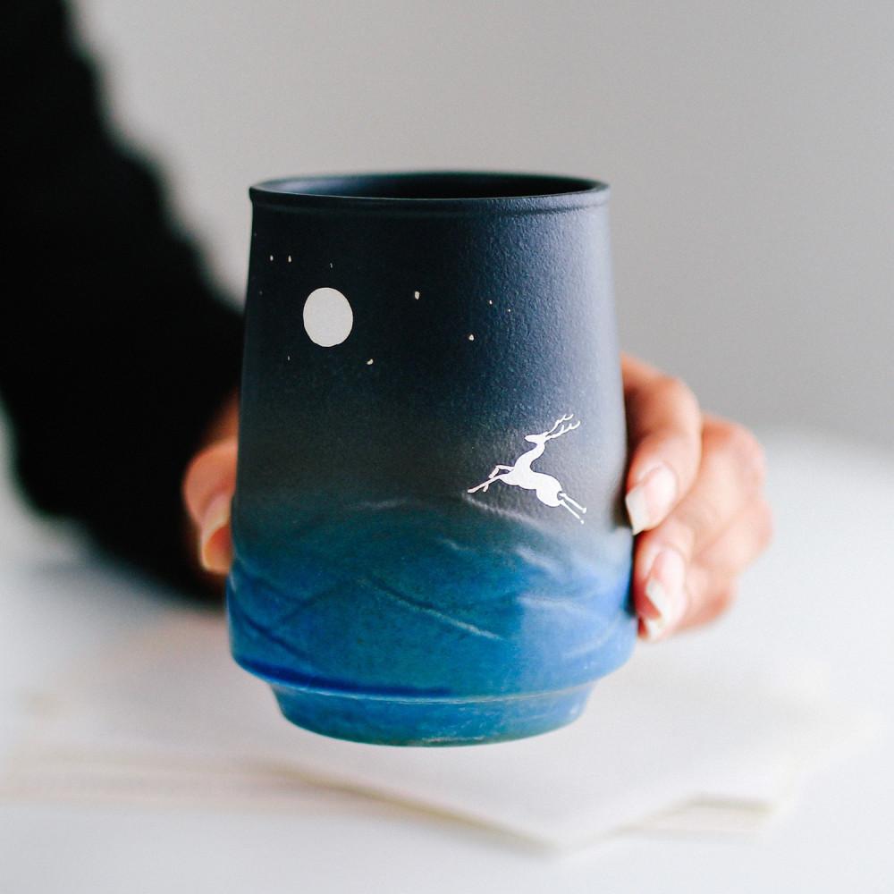 كوب قهوة لاتيه فلات وايت أكواب جميلة هدايا متجر أكواب القهوة محمصة