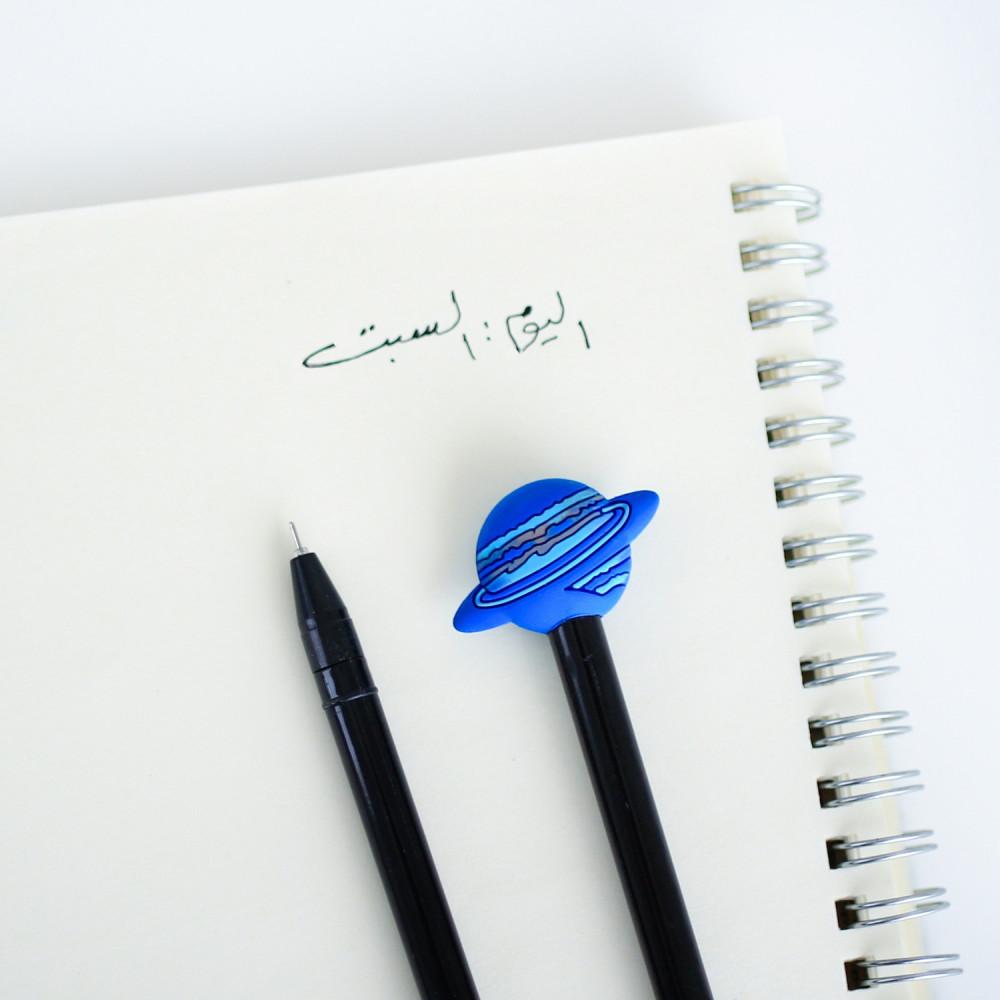 قلم كتابة كواكب عطارد الزهرة المريخ أدوات الجامعة المدرسة متجر قرطاسية