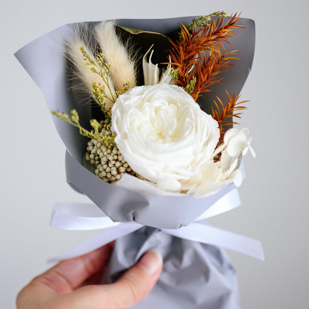 باقة ورود أبيض اجمل باقة ورد رومانسية أفكار هدايا ذكرى زواج عيد ميلاد