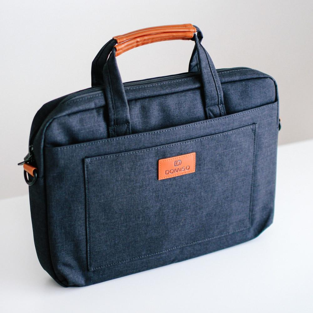 حقيبة لابتوب حقائب كمبيوتر اكسسوارات لابتوب لون أسود للجامعة للمدرسة