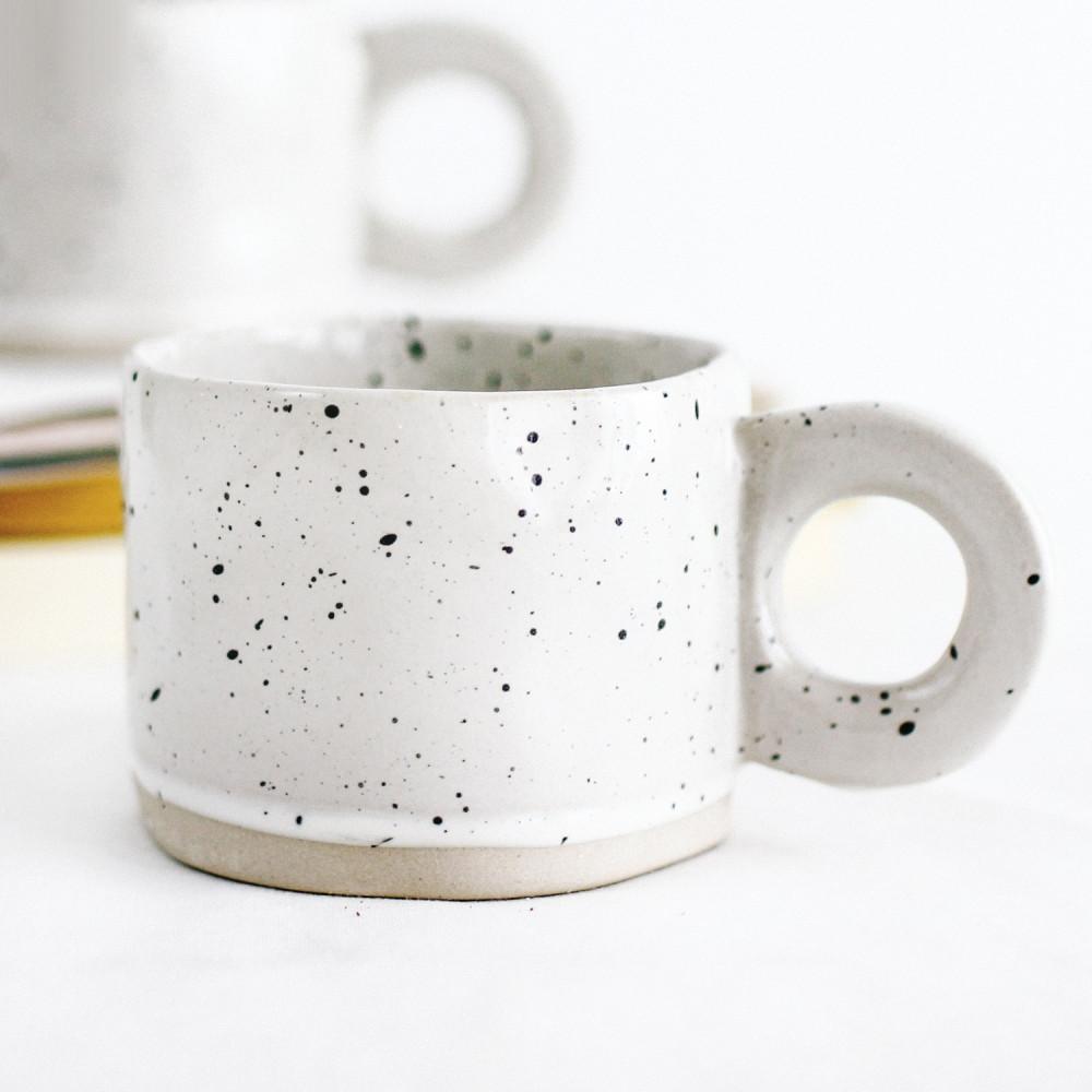 أكواب قهوة مختصة كوب صناعة يدوية لركن القهوة كوفي كورنر متجر هدية