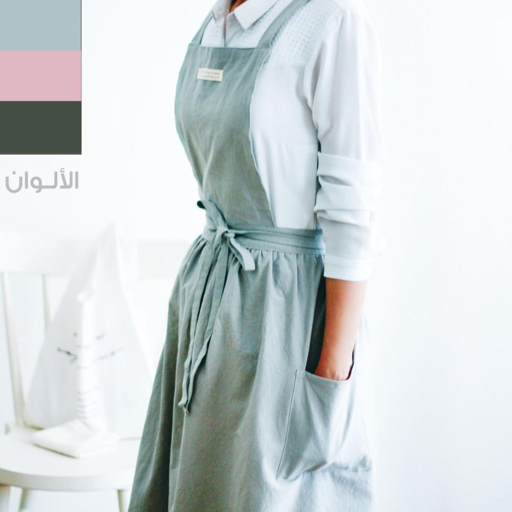 مريله اطفال مريلة مطبخ مريول مريلة رسم مريلة باريستا مريلة فستان مدرسة