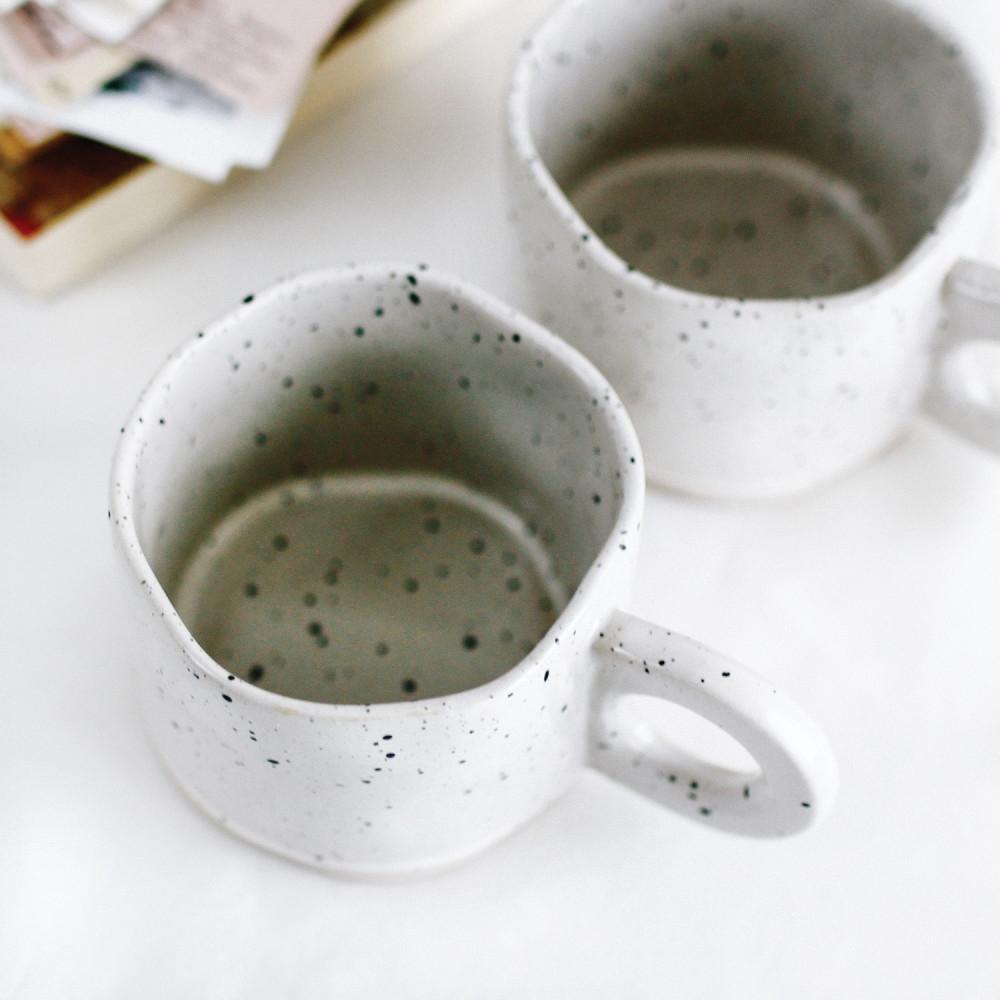 أكواب قهوة جميلة كوب فخار كوفي لاتيه أفكار هدايا نسائية رجالية متجر