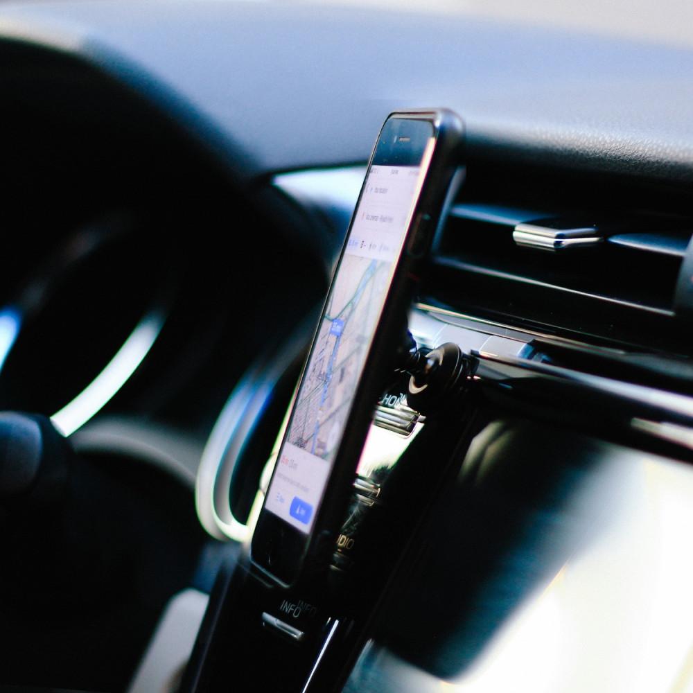 حامل الهواتف الذكية قاعدة جوال مغناطيس للسيارة حامل جوال مغناطيسي