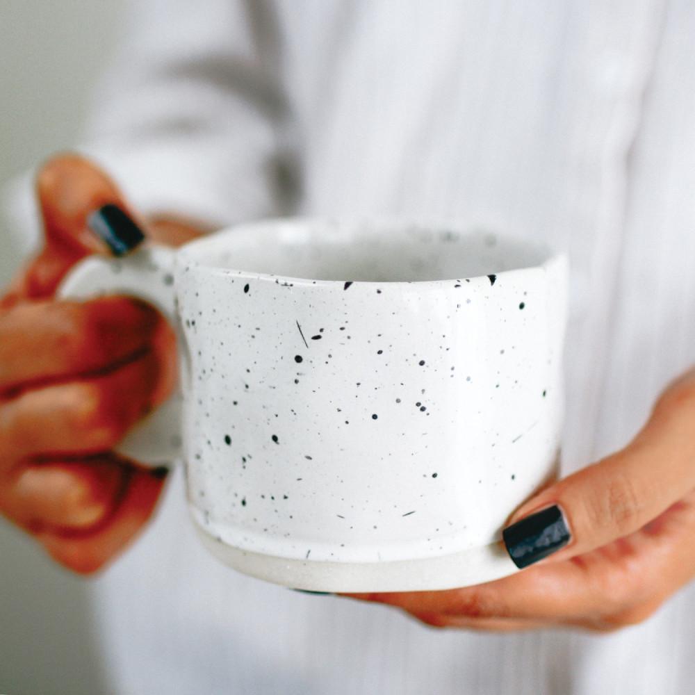 كوب سيراميك خزف يدوي أكواب قهوة مختصة متجر أدوات القهوة رككن القهوة