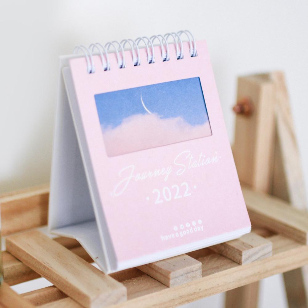 التقويم الميلادي 2022 تقويم وردي للمكتب أجندة 2022 أفكار هداي قرطاسية