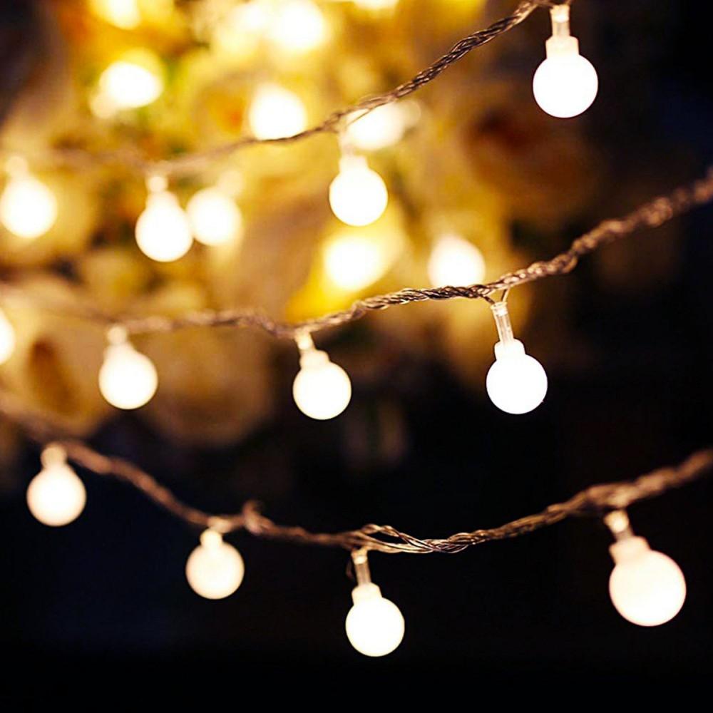 إضاءة زينة LED شريط إضاءة طريقة تزيين الحفلات  زينة مضيئة للتعليق متجر