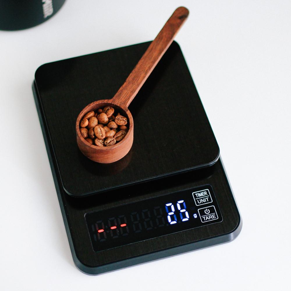 ميزان رقمي للقهوة أدوات تحضير القهوة اكسسوارات أدوات قهوة acaia lunar