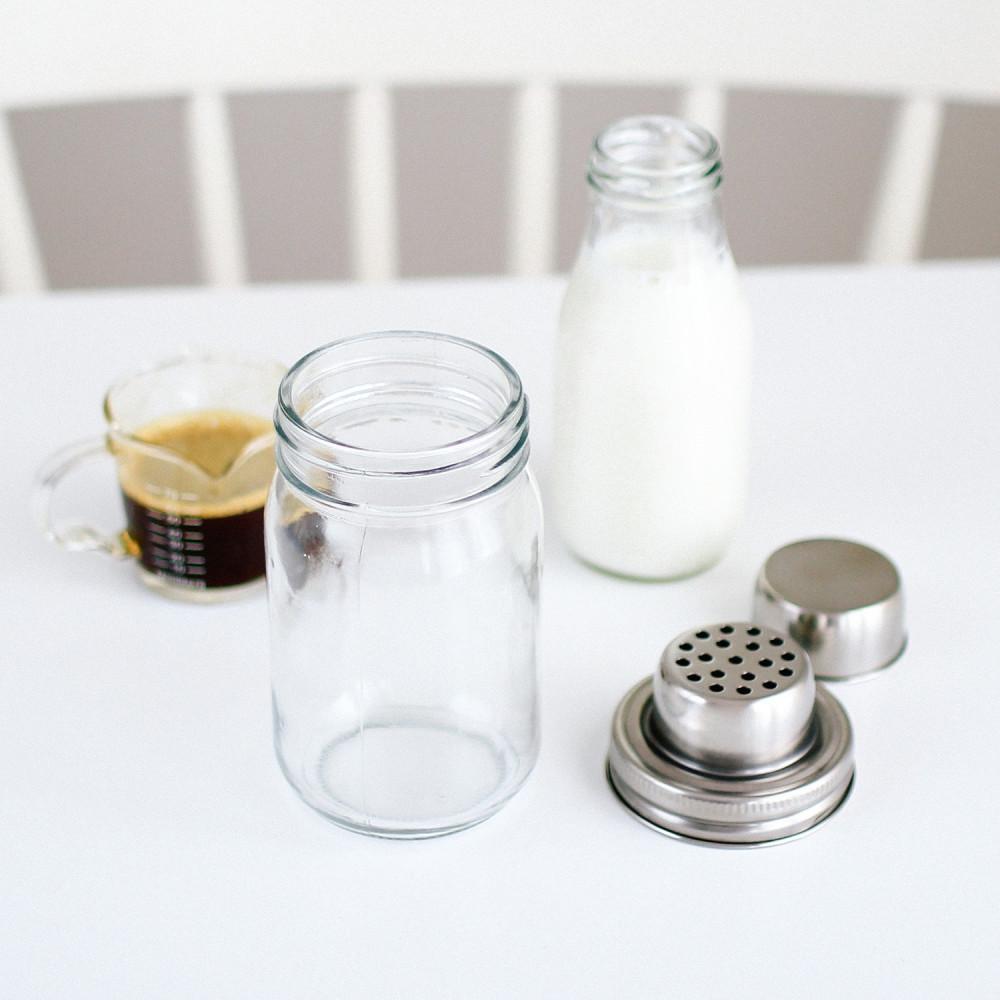 آيسد لاتيه سبانش لاتيه القهوة المثلجة طريقة تحضير القهوة الباردة