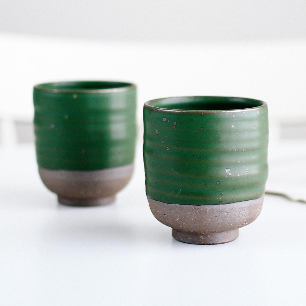 أكواب عمل يدوي كوب اليوم الوطني لليوم الوطني متجر أكواب قهوة لون أخضر