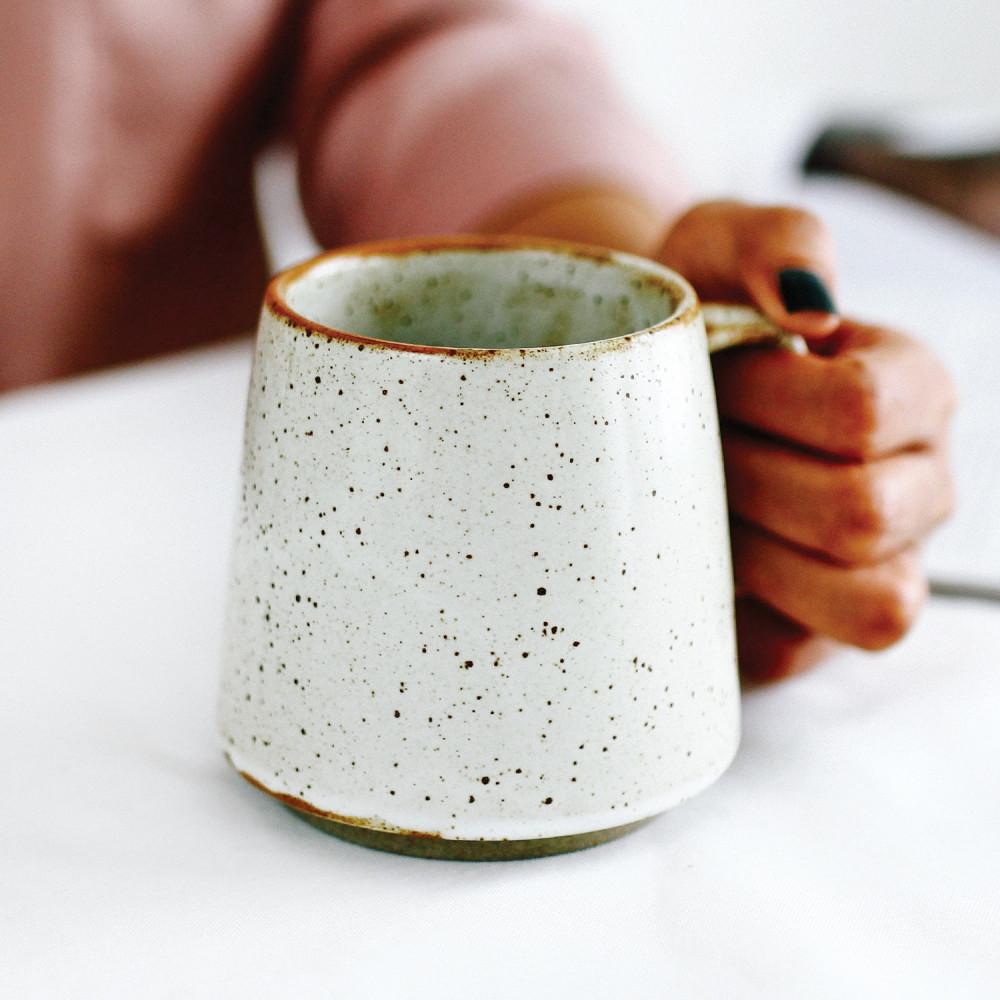 أكواب قهوة مختصة كوب لاتيه شغل يدوي بيج ركن القهوة متجر أدوات القهوة